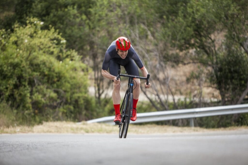 Hit training with a power meter