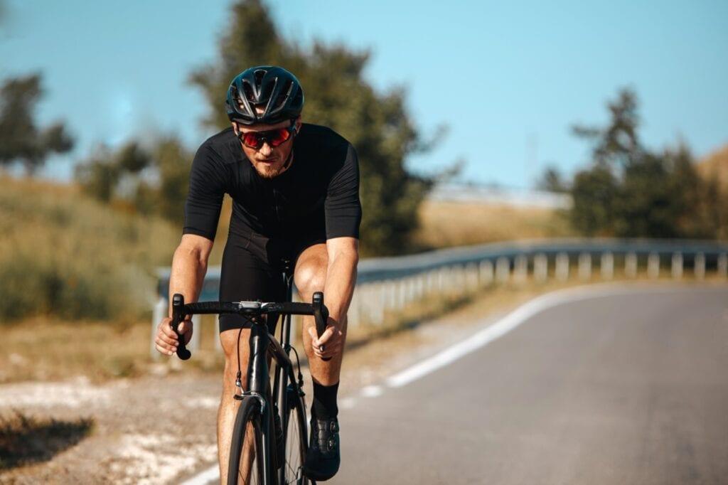 Basic training with the road bike