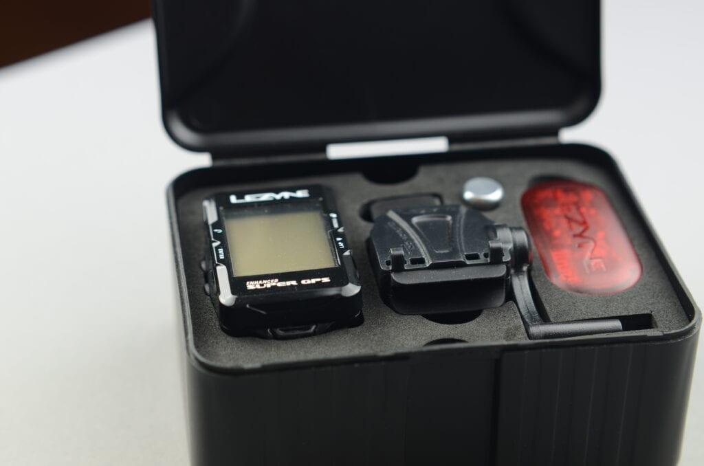 Kit Lezyne Super GPS