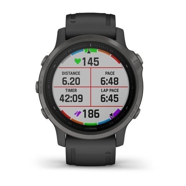Garmin fenix 6S Sapphire Smartwatch 2