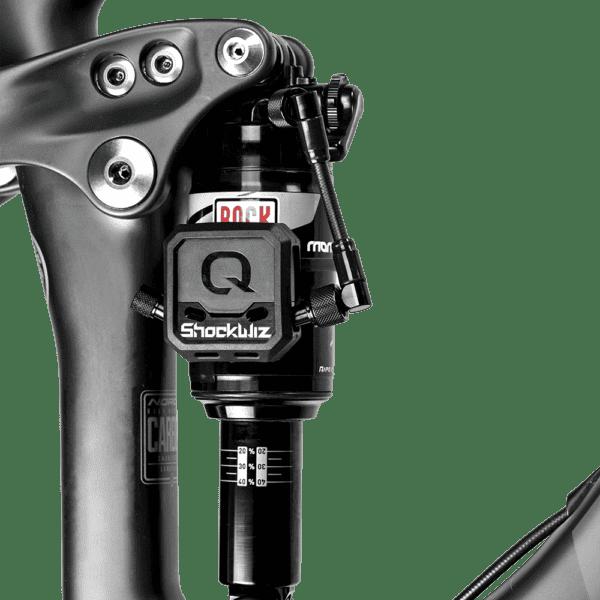 Quarq ShockWiz Suspension Tuning System 4