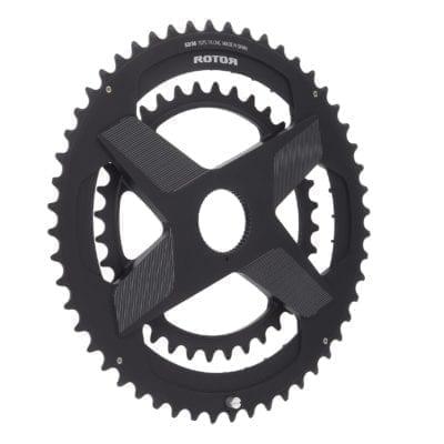 Rotor DM dubbel kettingwiel rond