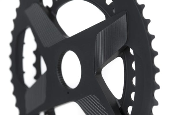 Rotor DM Chainring round Kettenblatt rund