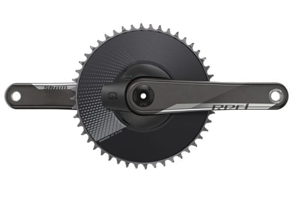 SRAM RED 1 AXS Aero DUB Powermeter Kurbel scaled