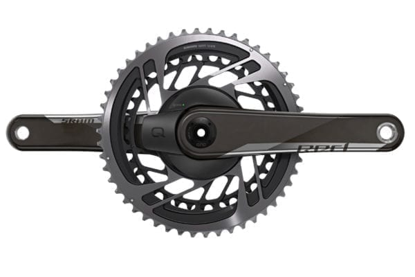 SRAM RED 2 AXS DUB Powermeter Kurbel scaled
