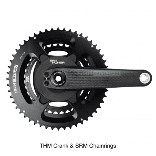 SRM Origin Road Carbon THM Powermeter Kurbel XP Sport.de 2