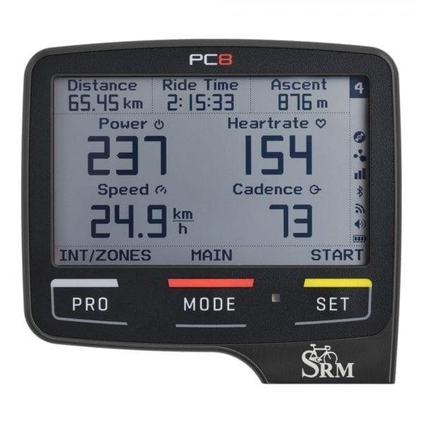 SRM PowerControl 8 Schwarz XP Sport.de