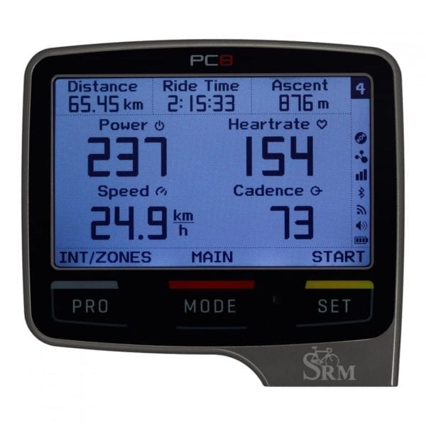 SRM PowerControl 8 Titan 2 XP Sport.de