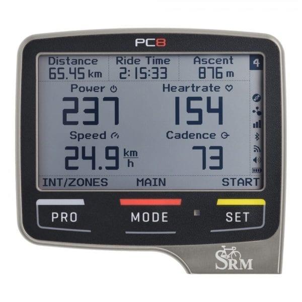SRM PowerControl 8 Titan XP Sport.de