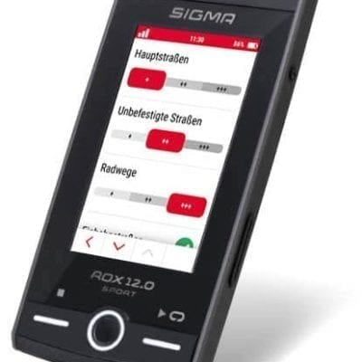 Computer da bicicletta Sigma ROX 12.0 Sport