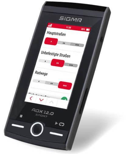 Sigma ROX 12.0 Fahrradcomputer 3 1