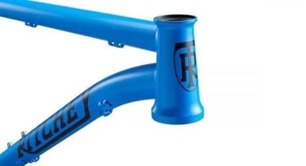 Ritchey Ultra MTB Rahmen framekit blue 02