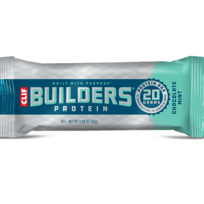 CLIF Bar Builders Protein Riegel Chocolate mint