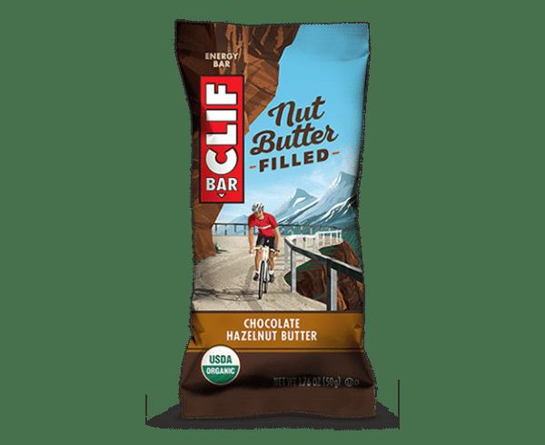 CLIF Bar Nut Butter Filled Energie Riegel chocolate hazelnut butter