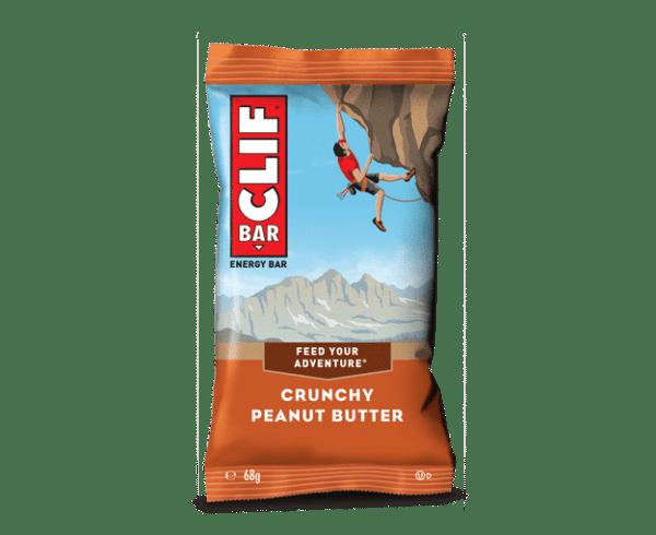 Clif Bar Chrunchy Peanut Butter