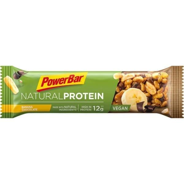 PowerBar Natural Protein Riegel bar banana chocolate