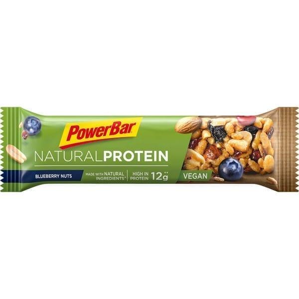 PowerBar Natural Protein Riegel bar blueberry nuts