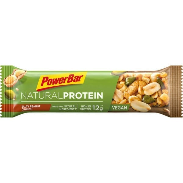 PowerBar Natural Protein Riegel bar salty peanut crunch