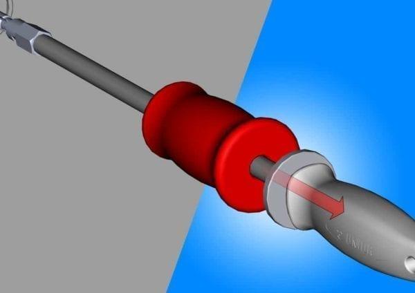 Unior Innenlager Abzieher 6892BI inner bearing puller 03