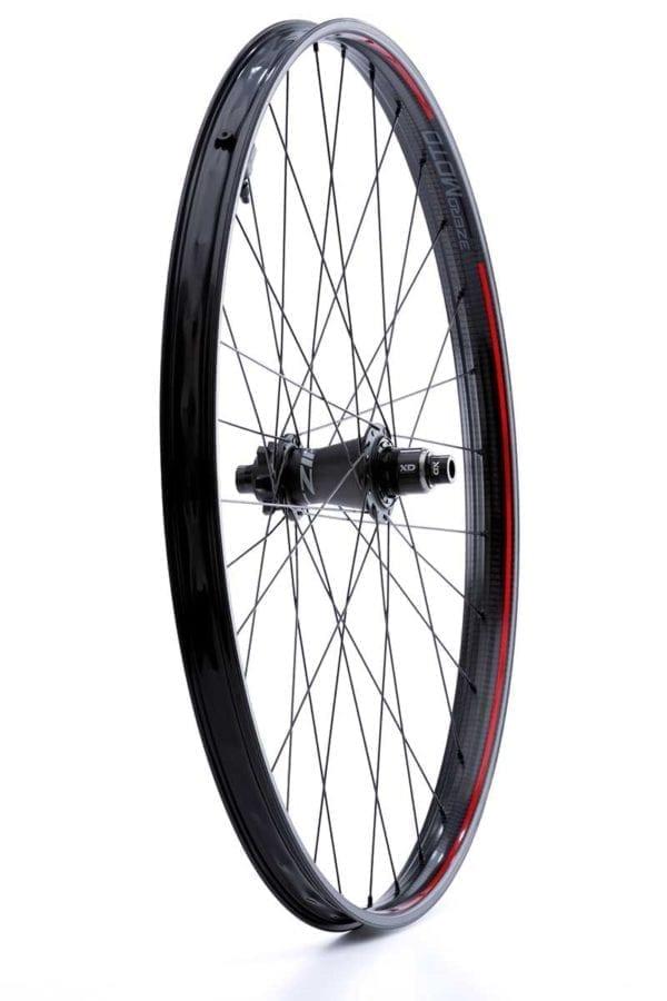 Zipp 3ZERO MOTO Disc 6 Loch Boost Carbon Laufradsatz wheelset Xp Sport 07