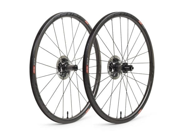 SCOPE Laufradsatz Cycling carbon wheels black XP Sport 01
