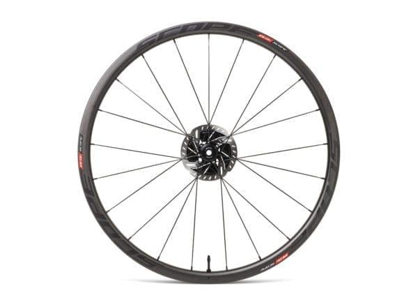 SCOPE Laufradsatz Cycling carbon wheels black XP Sport 02