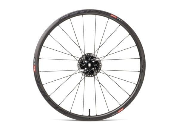 SCOPE Laufradsatz Cycling carbon wheels black XP Sport 03