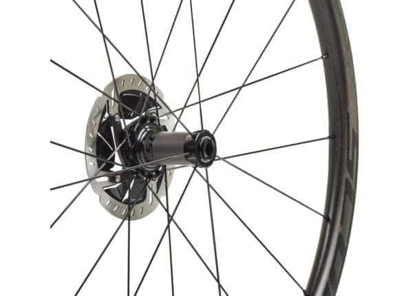 SCOPE Laufradsatz Cycling carbon wheels black XP Sport 05