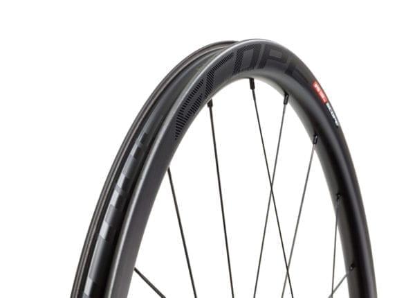 SCOPE Laufradsatz Cycling carbon wheels black XP Sport 06