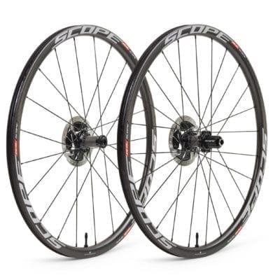 Scope R3D Carbon wheelset