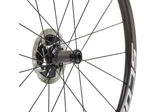 SCOPE Laufradsatz Cycling carbon wheels white XP Sport 05