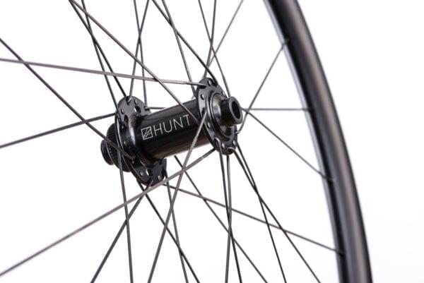 HUNT 30 Carbon Gravel Disc Laufradsatz XP Sport 05