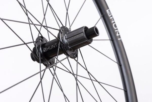 HUNT 30 Carbon Gravel Disc Laufradsatz XP Sport 06