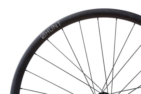 HUNT 30 Carbon Gravel Disc Laufradsatz XP Sport 07