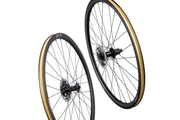 HUNT 30 Carbon Gravel Disc Laufradsatz wheels XP Sport 1
