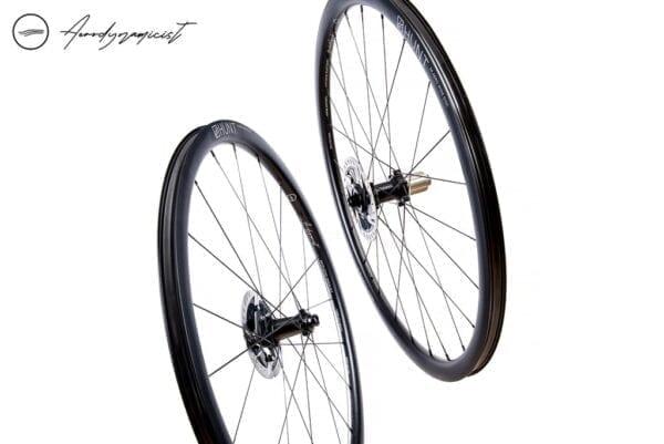HUNT 34 Aero Wide Disc Laufradsatz wheels XP Sport 0