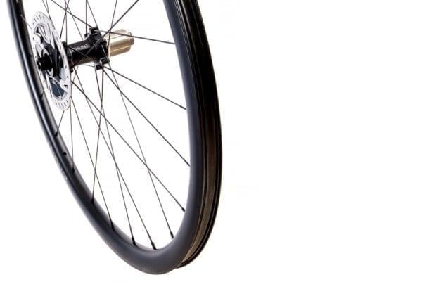 HUNT 34 Aero Wide Disc Laufradsatz wheels XP Sport 02