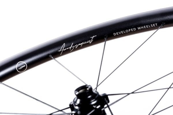 HUNT 34 Aero Wide Disc Laufradsatz wheels XP Sport 07