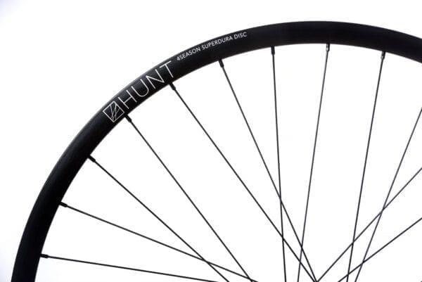 HUNT 4 Season Superdura Disc Laufradsatz wheels XP Sport 05