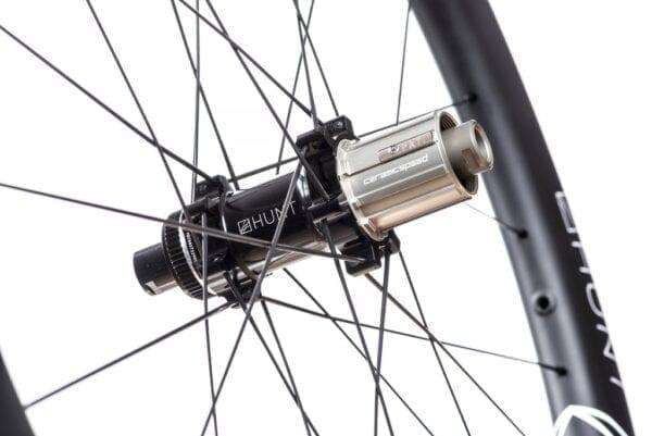 HUNT 48 Limitless Aero Disc Laufradsatz carbon wheels XP Sport 03