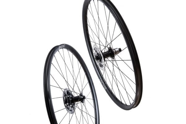 HUNT 650B Adventure Carbon Disc Laufradsatz wheels XP Sport 0