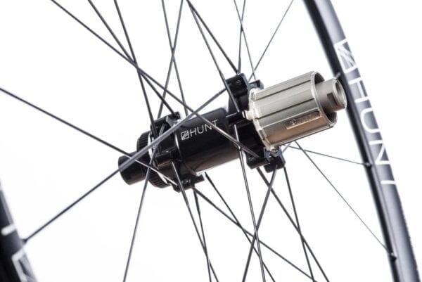 HUNT Aero Light Disc Laufradsatz wheels XP Sport 04
