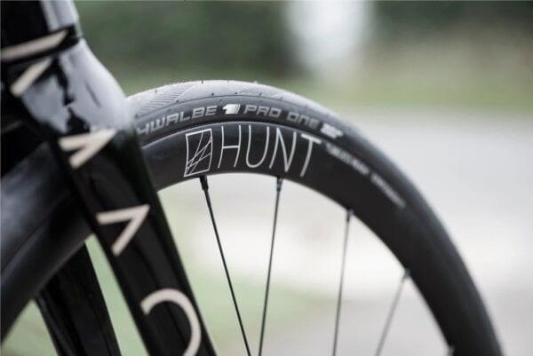 HUNT Aero Light Disc Laufradsatz wheels XP Sport Bike