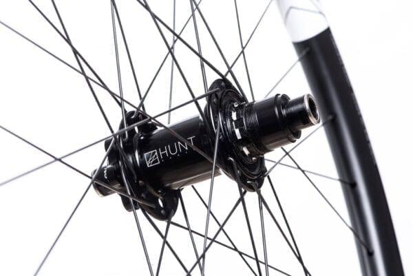 HUNT All Mountain Carbon H IMPACT Laufradsatz wheels XP Sport 6