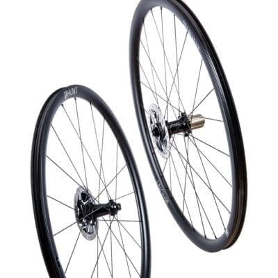 Juego de ruedas HUNT Carbon Aero Disc