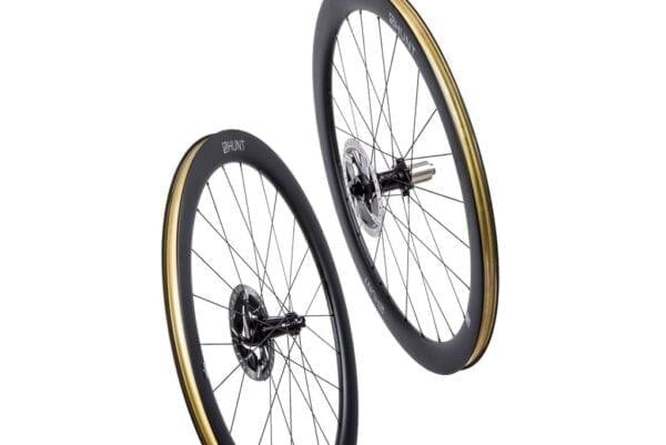 Hunt 50 Carbon Aero Disc Laufradsatz wheels XP Sport 0