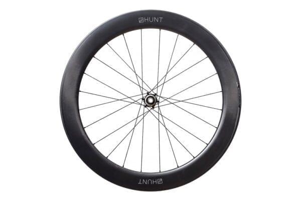 Hunt 65 Carbon Aero Disc Laufradsatz wheels XP Sport 1