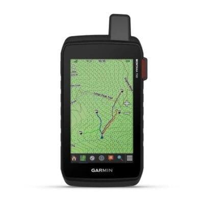 Dispositivo de navegación Garmin Montana Serie 700