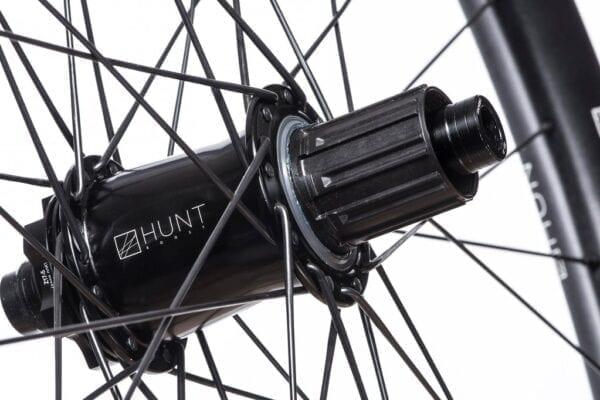 HUNT E Enduro Wide E MTB Laufradsatz wheels XP Sport 07