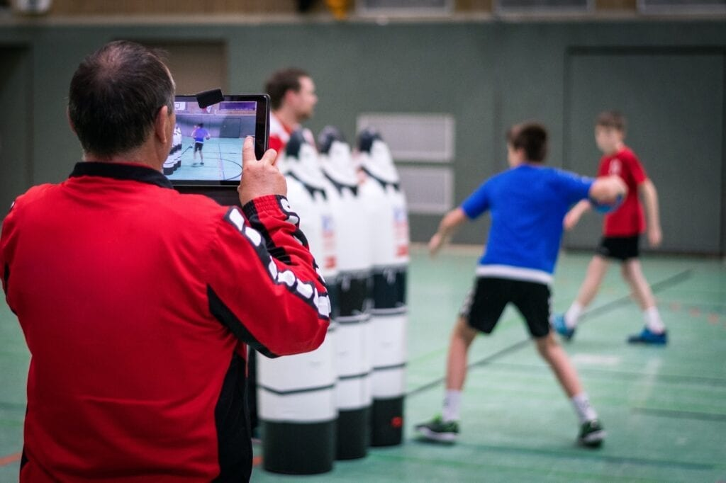 Videoanalyse als Trainingstool im Leistungssport